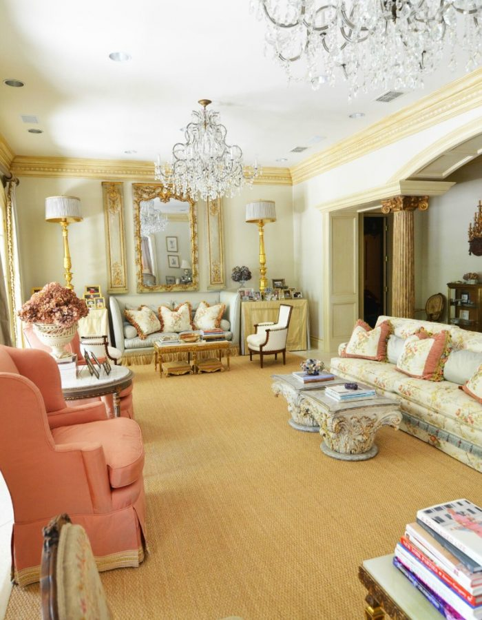 Smith home living room deep