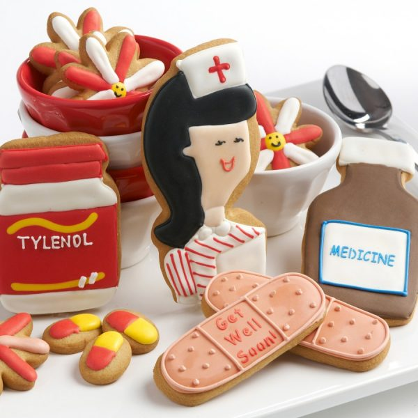 Eleni's Get Well Cookie Set