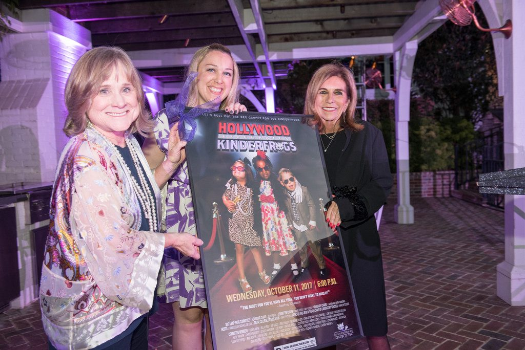 Mary Martin Patton, Amy Yudiski & Diane Ayres
