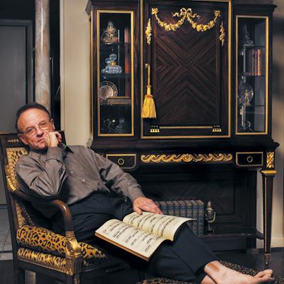 Gerald Tomlin. IMAGE- D Magazine