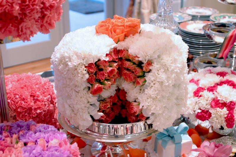 flower cake-2