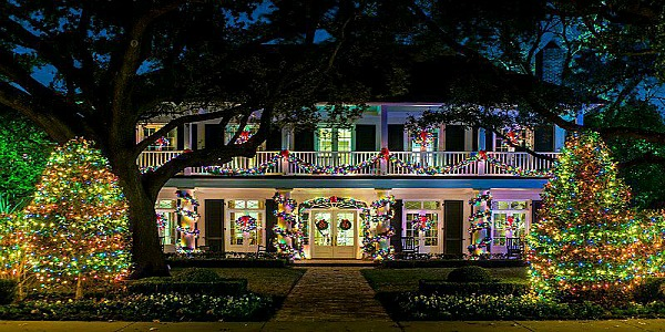 The Ultimate And Best Christmas Light Displays In Dfw For 2017