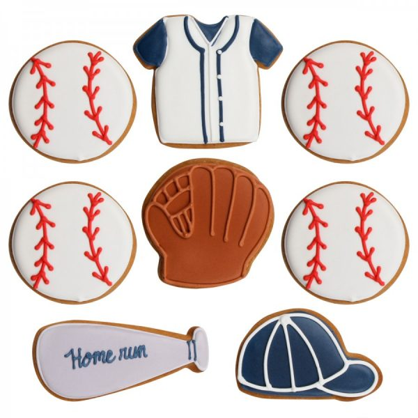 Eleni's Play Ball Cookie Set