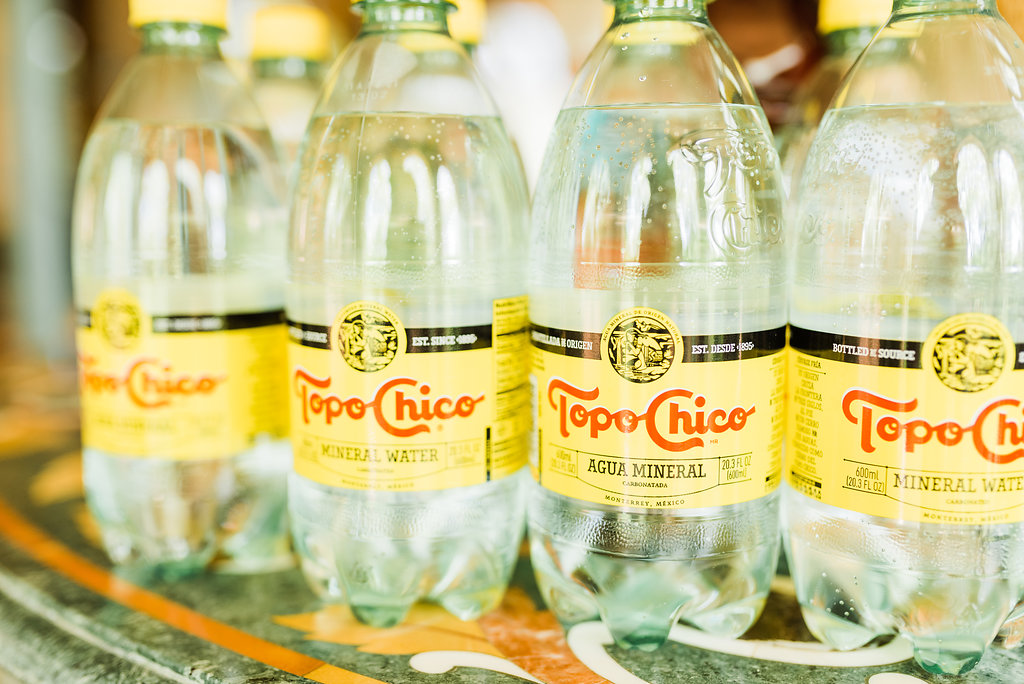 Topo Chico Patio Party