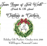 Junior League Christmas in Cowtown