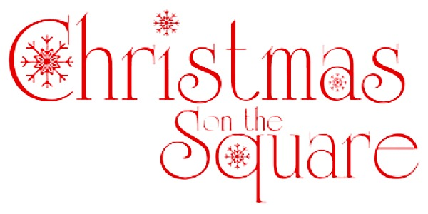 Christmas on the Square Garland