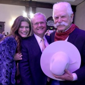 Angelique De Luca, Jim Dunaway and Steve Murrin