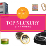 Top 5 luxury gift guide