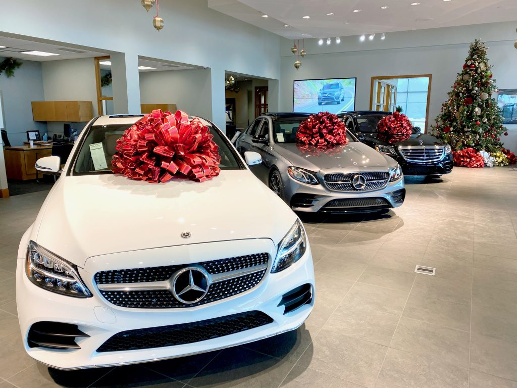 Luxury Park Place Merceds