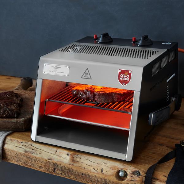 luxury otto grill