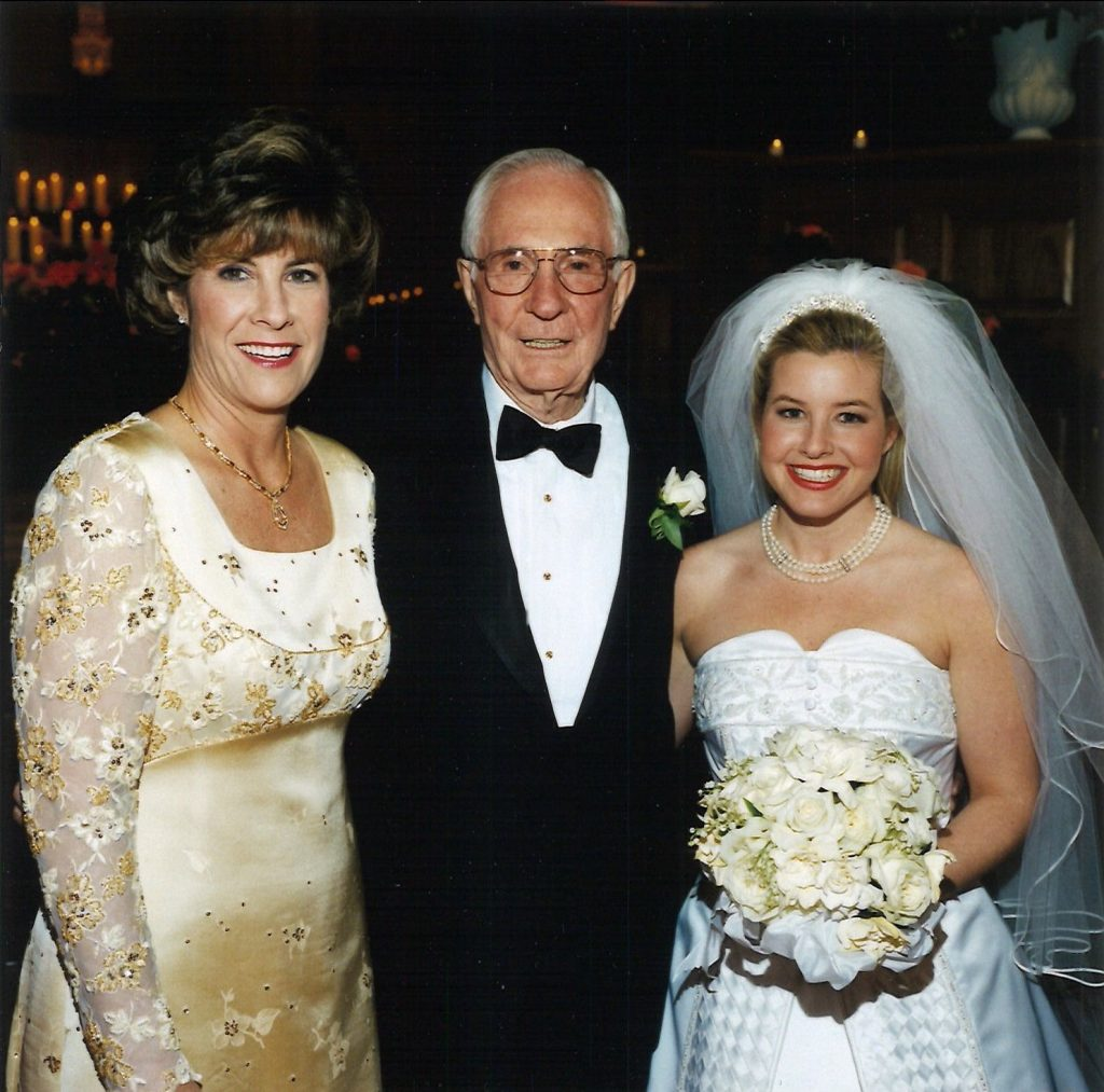 Francis Warren Winn Dunaway Smith Wedding Fort Worth 2000