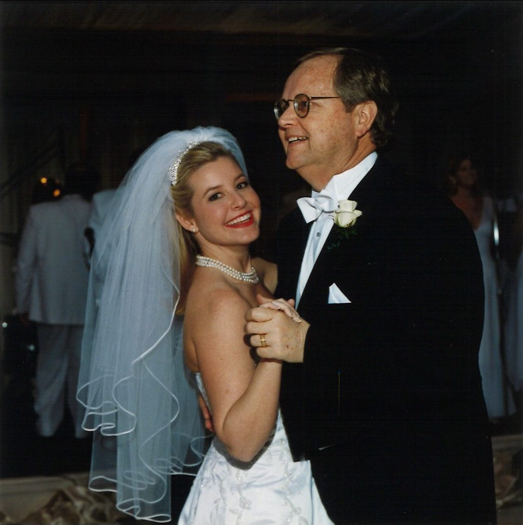 Jim Dunaway Dunaway Smith Wedding Fort Worth 2000