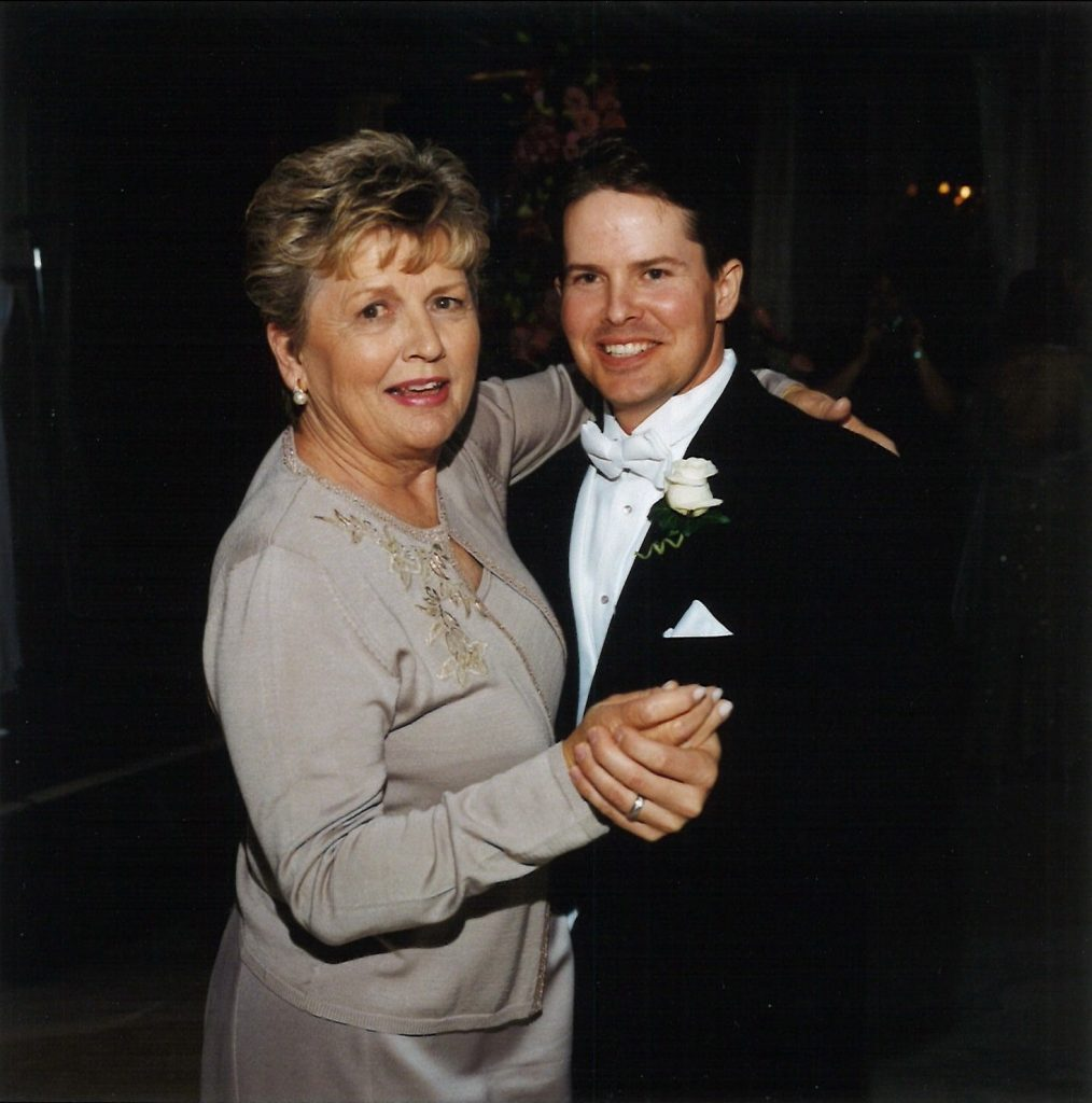 Charlene K Smith Dunaway Smith Wedding Fort Worth 2000