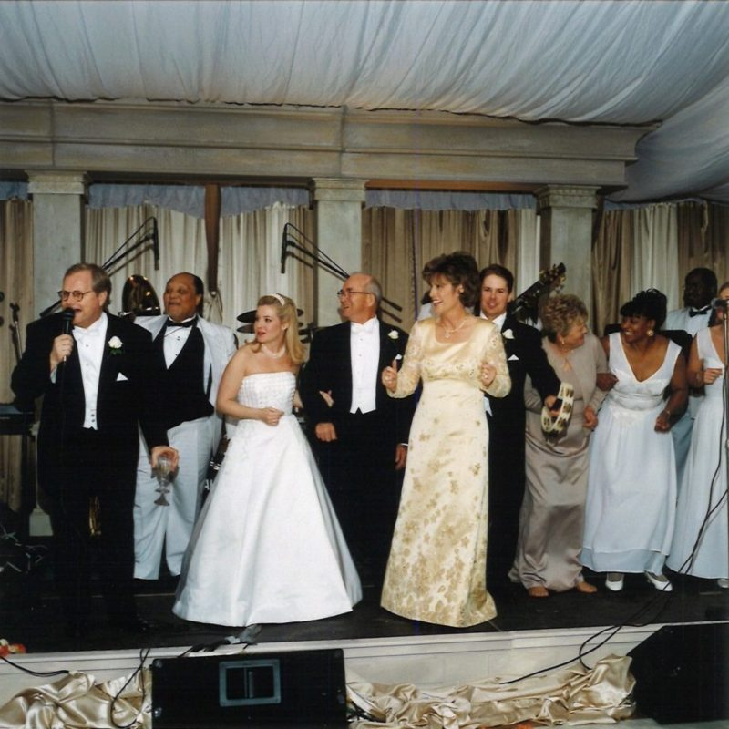 T Byrd Gordon Dunaway Smith Wedding Fort Worth 2000