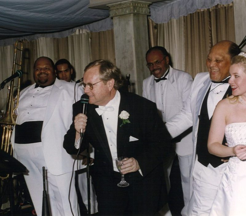 Dunaway Smith Wedding Fort Worth 2000 T Byrd Gordon Band Jim Dunaway