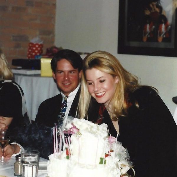 Christy Dunaway's 21st Birthday at Sipango Restaurant in Dallas 1996
