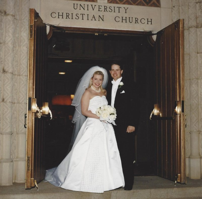 Dunaway Smith Wedding Fort Worth 2000