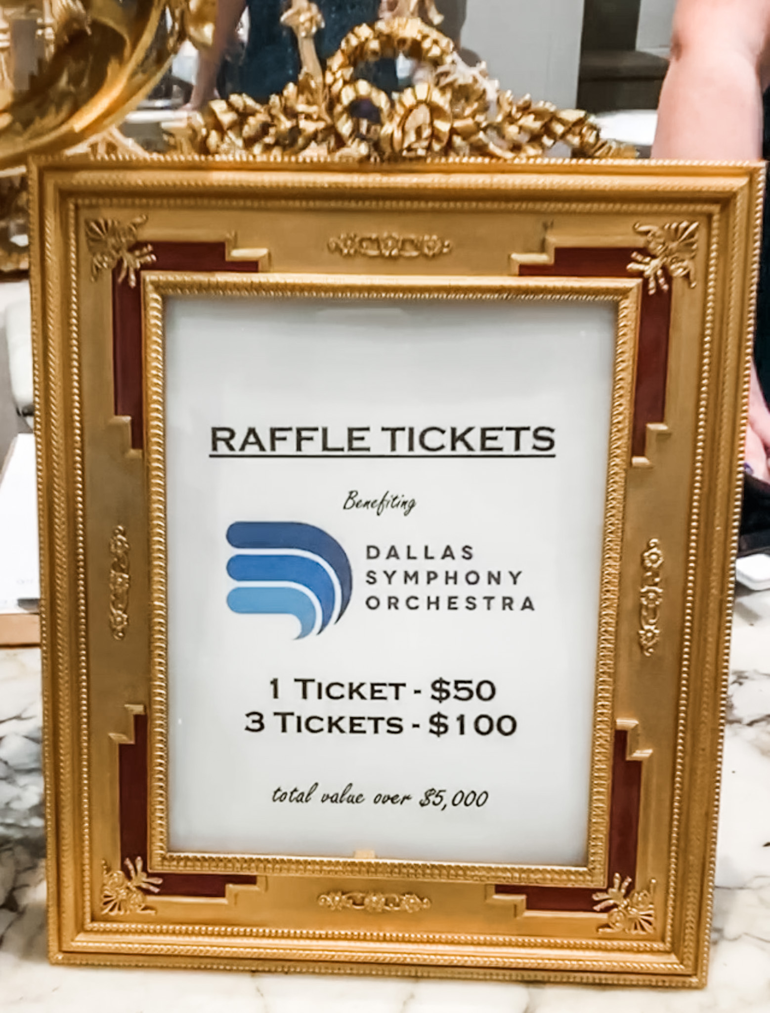 Auction-Dallas Symphony